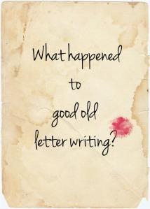 How do you close a letter of encouragement?